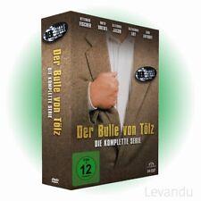DVD-Box DER BULLE VON TÖLZ - DIE KOMPLETTE SERIE (Staffel 1-14) - 36 DVD's