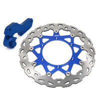 320mm Floating Front Brake Disc Rotor Bracket For Yamaha YZ125 250 WR125 WR250