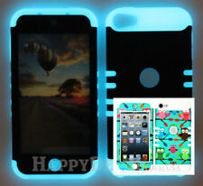 For Apple iPod Touch iTouch 5 | 6 KoolKase Hybrid Cover Case - Baby Owls 00