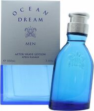OCEAN DREAM MEN 100ML AFTER SHAVE LOTION BY GIORGIO BEVERLY HILLS. RARE TO FIND