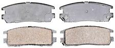 WAGNER PD580 OrgDisc Brake Pads Rear fits SLX Passport Rodeo 1992-2004 (NO HARD)