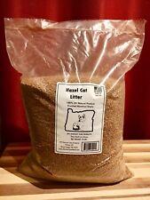 Hazelnut Shell Cat Litter | Hazel Cat Litter - 10 lbs