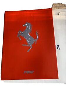Ferrari-F300 Brochure