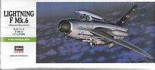 Hasegawa Lightning F Mk.6, Royal Air Force Fighter in 1/72 245  ST
