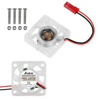 30mm 3007 Mini 5V DC Cooler Cooling Fan Transparent for Raspberry Pi 4 3/3B 2B