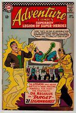 Adventure Comics #348 September 1966 F/VF 7.0 DC Comics 1st Dr Regulus