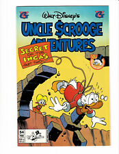 Uncle Scrooge Adventures #54 Gladstone 1995 VF+ 8.5