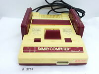 Untested! Nintendo NES FC Famicom Console System Japan Video Game #2755