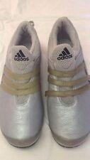ADIDAS - Sneakers - colore grigio chiaro argentato - numero 41,5 - USATE