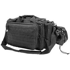 NcStar Tactical Competition Range Bag MOLLE Pistol Storage Black CVCRB2950B