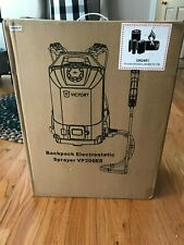 Victory Vp300Es Professional Cordless Electrostatic Backpack Sprayer Warranty