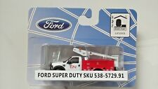 RPS River Point 1/87 HO Ford Super Duty F-450 High-rail Pick-up CN 538-5729.91