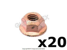 VOLKSWAGEN AUDI (1978-2010) Exhaust Manifold Nut 8 mm (20) O.E.M.