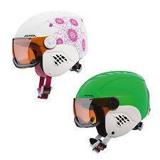 Alpina Ski- & Snowboard-Helme für Kinder