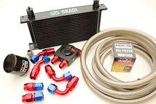 Thermostat Ölkühler Satz + Hks Filter für Subaru Impreza Wrx / Sti Alle EJ20/25