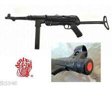 """Non-Firing Replica German WWII """"Schmeisser"""" Submachine Gun MP 40 Waffen SS Prop"""