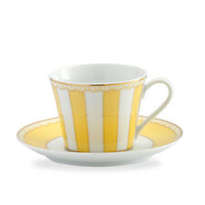 Noritake Carnivale Yellow Cup and Saucer Set 220ml