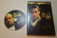 The Godfather Part Ii Dvd 2005 Widescreen Collection Bonus Part 1 Disc Only *