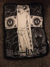 Death Note Throw Pillow Ryuk L Light Misa Watari 2000