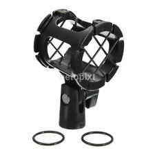 Shock Mount Shotgun Microphone Suspension Bracket for Diaphragm FR