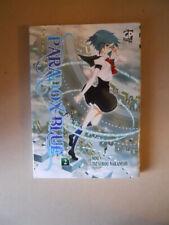 PARADOX BLUE n°2 - Nini Tatsurou Nakanishi Manga GP Manga  [G370L]