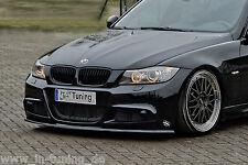 Spoilerschwert Frontspoiler Lippe aus ABS für BMW E90 E91 3er FL M-Paket mit ABE
