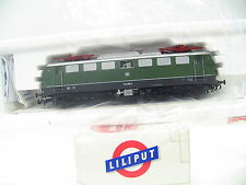 LILIPUT 7140 01 E-LOK BR 140-499-5 GRÜN der DB    AS642