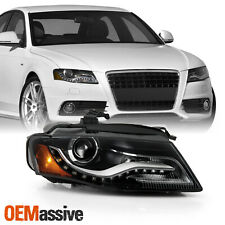 For 2009-2011 Audi A4 HID Xenon OE Projector Headlights - Right Passenger Side