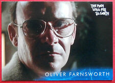 DAVID BOWIE - The Man Who Fell To Earth - Card #10 - Oliver Farnsworth