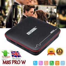 M8S PRO W Android 7.1 TV BOX Amlogic S-905W 2GB+16GB Voice Control 4K WIFI Media