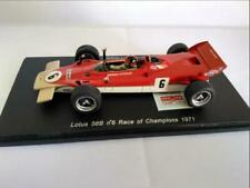 Emerson Fittipaldi Lotus 56b Race of champions 1971 1/43 F1 Ford 56 Spark Brands