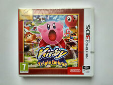 Kirby: Triple Deluxe Nintendo 3DS PAL Brand New Factory Sealed