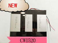 For CHUWI CWI520 tablet built-in battery 16500mAh