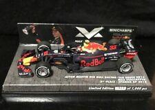 M. VERSTAPPEN Red Bull RB14, 3rd Spanish GP 2018, Minichamps, 1:43 SUPER RARE