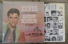 "ELVIS PRESLEY Harum Scarum Sountrack 12"" Vinyl LP In Shrink, RCA APL1-2558"