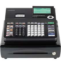 Casio PCR-T500 - Electronic Cash Register - 3000 PLUs - 50 Clerks
