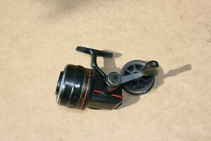 Daiwa 120M closed face reel with spare spool