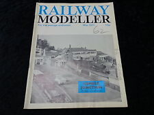 Railway Modeller Magazine May 1971 Kemble Junction Dorchester South Signal Box
