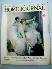Ladies' Home Journal Magazine 1925 October - Our Gang Paper Dolls