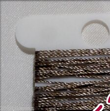 16' Super Conductive Thread - 53 ohm/ft - Iphone/Ipad gloves - High quality 6ply