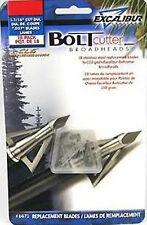 Excalibur Boltcutter Replacement Blades, 18 Blades