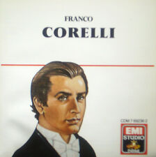 CD Franco Corelli-arie poiché ziamento