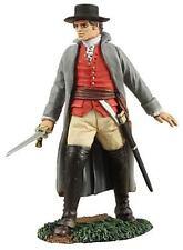 Britains soldados American Rev-Colonial milicia William Prescott-No1-18052 De Metal