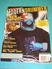 MODERN DRUMMER - AHMIR 'QUESTLOVE' THOMPSON - MARCH 2005