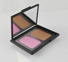 Nars ANGELIKA / LAGUNA Blush Bronzer Duo - Size 0.16 Oz. / 4.7 g Each