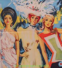 THE OLDEST PROFESSION Original Folded 29x43 Movie Poster RAQUEL WELSH Argentine