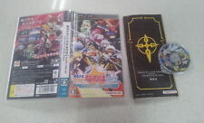 Magical Girl Lyrical Nanoha A's The Battle of Aces Sony PSP Japanese Version