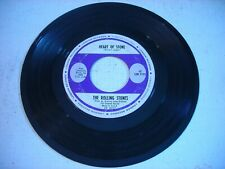 The Rolling Stones Heart of Stone / What a Shame 1964 45rpm