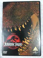Jurassic Park DVD (2005) Richard Attenborough, Spielberg cert PG