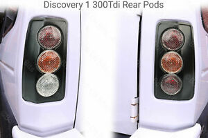 RDX Rear lamp/lights Pods Land Rover Discovery 1 300Tdi 1994 to 1998